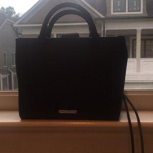 Mini Rebecca minkoff black purse!